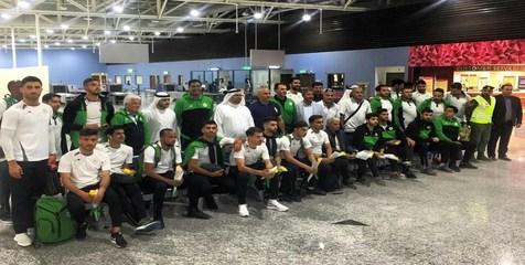 حضور کاروان تیم فوتبال ذوب آهن در دبی