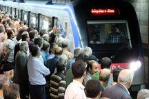 جابجایی مسافر با قطار شهری تبریز 3 برابر افزایش یافت