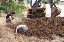 ۵۷۰۰ حادثه شبکه آب در سنندج روی داد