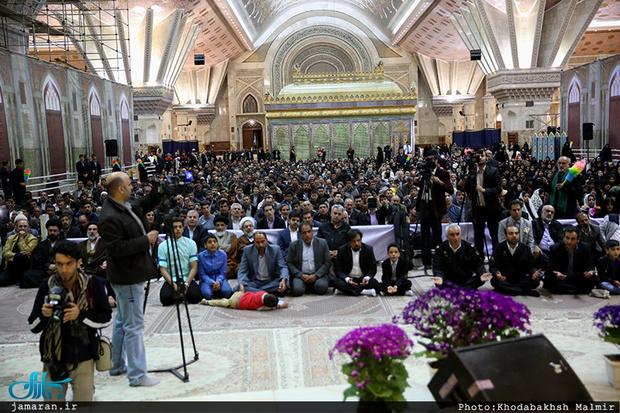 مراسم تحویل سال 1396 در حرم مطهر امام خمینی برگزار می شود/ ایراد سخن سید حسن خمینی در آغاز سال جدید
