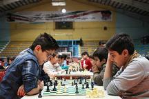 اهدای عواید مسابقات شطرنج به موسسه حمایت از کودکان مبتلا به سرطان درقزوین