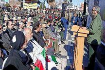 رئیس سازمان بسیج: پیام انقلاب اسلامی جهان را فراگرفته است