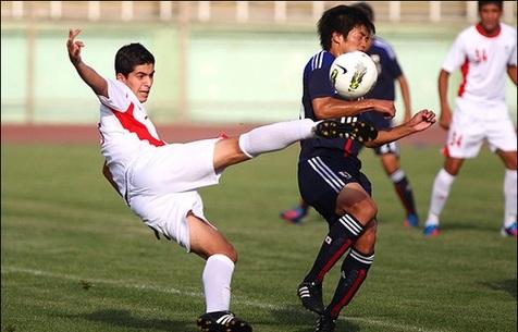 تیم ملی فوتبال جوانان ایران در خراسان جنوبی اردو زد