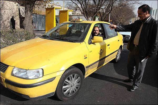 افزایش سی درصدی کرایه تاکسی