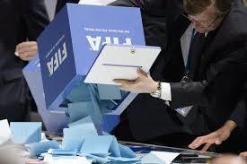 آغاز شمارش آرای انتخابات ریاست فیفا