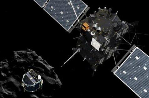لحظات دلهره آور مأموریت ۱.۴ میلیارد دلاری اروپا/ روزتا: حالم خوب است