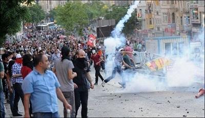 ترکیه، جنگ علیه داخل