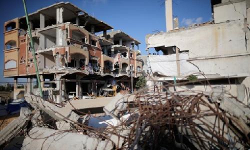 فرافکنی رژیم صهیونیستی درباره جنایاتش در غزه