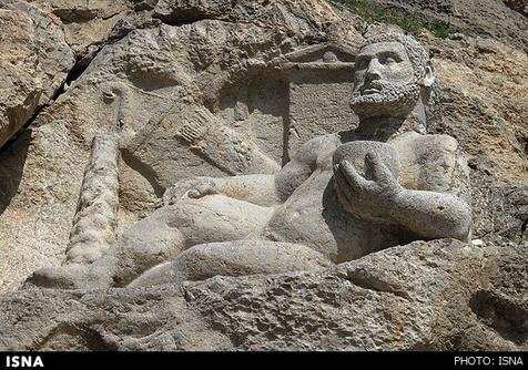 هرکول، ۲۲۰۰ سال است که در کرمانشاه خوابیده