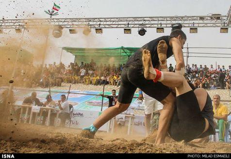 تیم ملی کشتی ساحلی ایران قهرمان جهان شد