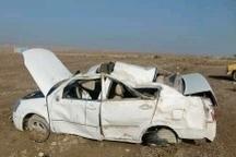 واژگونی سواری «ام.وی.ام» ۲ کشته به جای گذاشت