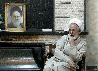 پیام تسلیت حجت الاسلام و المسلمین کروبی به مناسبت درگذشت همسر حضرت امام خمینی(س)