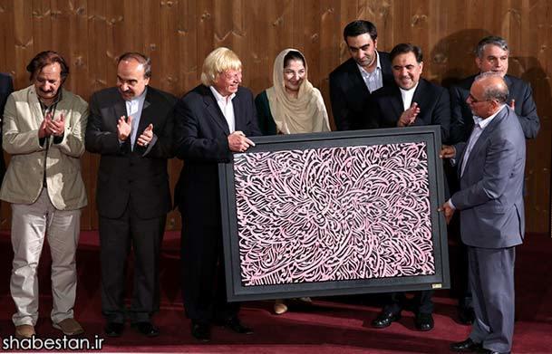 تجلیل از چهار دهه تلاش علمی و فرهنگی مهندس سیدمحمد بهشتی
