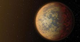 کشف بزرگترین سیاره سنگی جهان