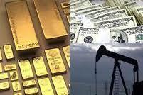 کاهش شدید قیمت طلا و ارز در بازار