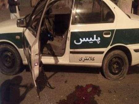 دو مامور انتظامی در کازرون فارس به شهادت رسیدند