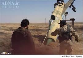 تروریست های داعش از دیرالزور و الرقه عقب نشینی کردند