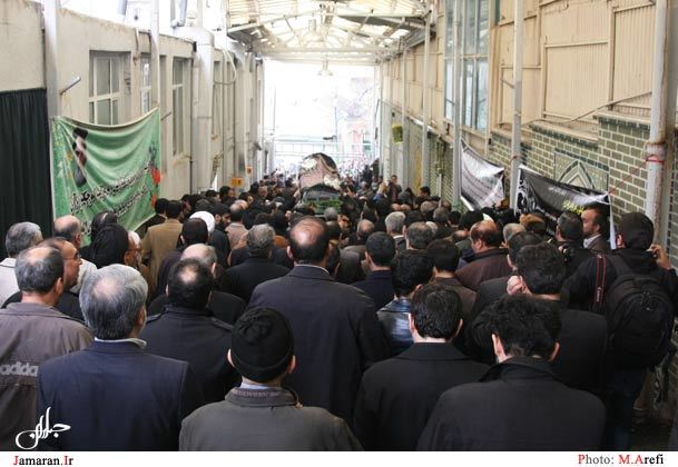 ارتحال داماد امام؛ خبرها، پیامها و حاشیه ها /گنج زری بود در این خاکدان