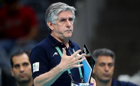 لوزانو مذاکره با فدراسیون والیبال لهستان را رد کرد