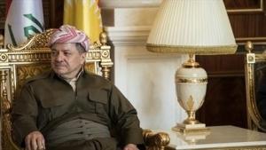 بارزانی در دیدار ظریف: ایران همیشه در شرایط سخت، پشتیبان عراق بوده است