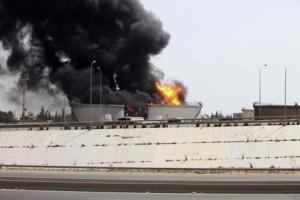 آتش بس موقت در طرابلس؛ کشف 75 جسد در بنغازی