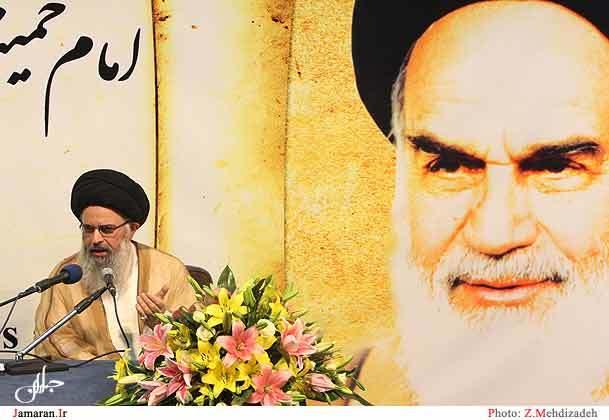 آیت االه موسوی بجنوردی: غم انگیزترین روز مردم ایران، روز رحلت حضرت امام است