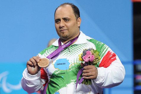 مشکل خروجی وزنهبردار پارالمپیکی برطرف شد