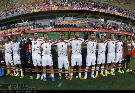 11 باخت 3 مساوی در پرونده تیم امارات مقابل ایران