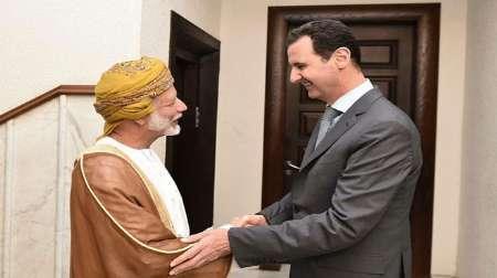 تاکید بشار اسد و بن علوی بر نابودی تروریسم و حل سیاسی بحران سوریه