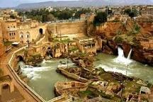 بازدید 180هزارنفر از مناطق گردشگری و تاریخی شهر شوشتر