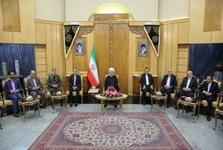 رییس جمهور: ایران به دنبال صلح بلندمدت در منطقه است