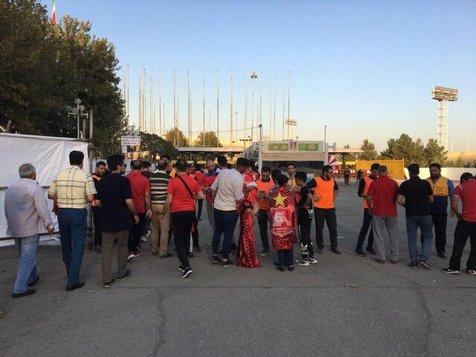 مرگ دلخراش کودک ۸ ساله در ورزشگاه آزادی