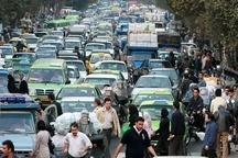 75 درصد خودروهای شهر کرمانشاه تک سرنشین هستند