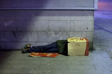 مردم حق دارند در برابر کارتنخوابها از خود دفاع کنند