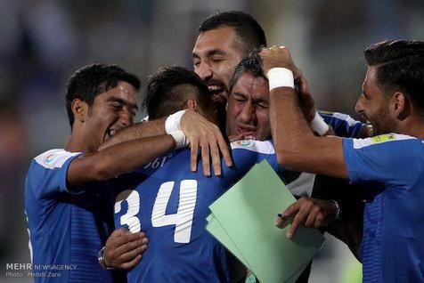 پیروزی پر گل استقلال در اصفهان