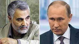 رویترز: عملیات روسیه در سوریه نتیجه نشست سلیمانی - پوتین