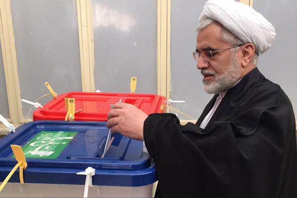 عبدالله نوری: آراء مردم تاثیر گذار است حتی یک رأی/ یک توصیه به دولت