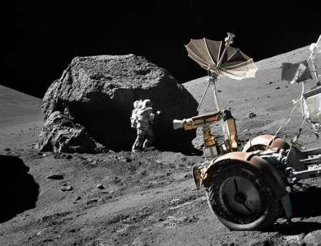 دانشمندان ناسا: کره ماه تا 7 سال آینده قابل سکونت می شود