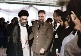 فیدل و ایران؛ ماجرای دست دادن کاسترو با آیت الله خامنه ای