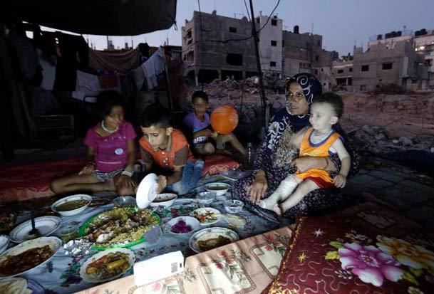 عکس روز/ به غزه خوش آمدید؟!