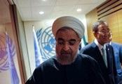 مقایسه دیدارهای روحانی و احمدی نژاد در نیویورک