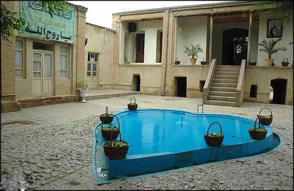 زادگاه امام خمینی(ره) ظرفیت بالایی جهت جذب توریست دارد
