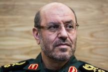 سردار دهقان: وزارت دفاع آمادگی تامین نیازهای نیروی انتظامی را دارد