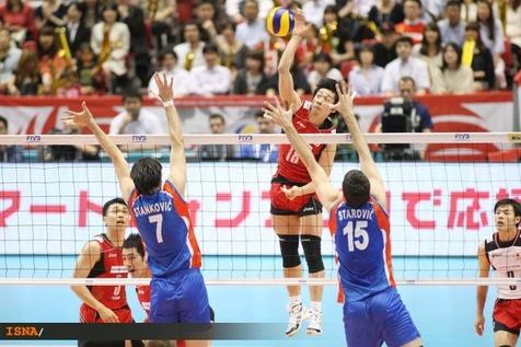 پایان آبرومندانه والیبال ژاپن با شکست ذخیره های فرانسه/ ایران دوم شد