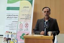33 درصد محصولات کشاورزی در کردستان فرآوری می شود