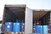 ۳۰ هزار و ۵۰۰ لیتر سوخت قاچاق در بوشهر کشف شد