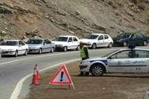 ترددوسایل نقلیه ازمازندران به سمت کرج ممنوع شد
