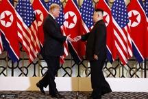 دیدار رهبر کره شمالی با ترامپ در ویتنام+ تصاویر
