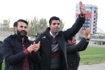 قرارداد سرمربی تیم فوتبال 90 ارومیه تمدید شد