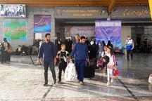 تردد روزانه در مرز شلمچه به 12 هزار نفر رسید